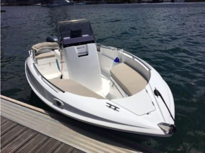 Rental Motorboat Compass 150 Skiathos
