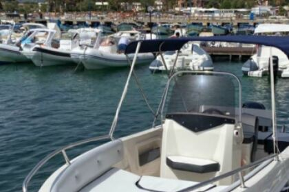 Rental Motorboat Trimarchi 57 Palermo