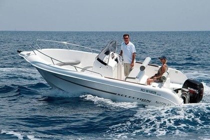 Verhuur Motorboot Selection boats Aston 21 Hyères