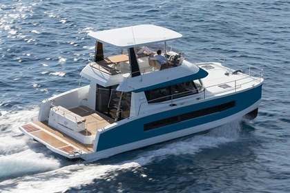 Aluguel Catamarã Fountaine Pajot My 37 Ajaccio