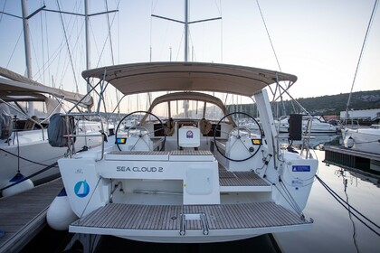 Miete Segelboot DUFOUR 412 GL Sea cloud 2 Pula