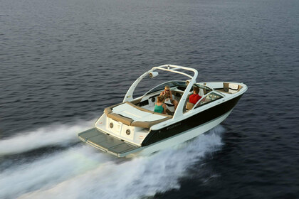 Rental Motorboat FOUR WINNS 230H Zadar