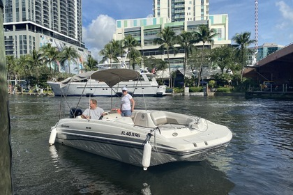 Charter Motorboat Hurricane SS 188 Fort Lauderdale