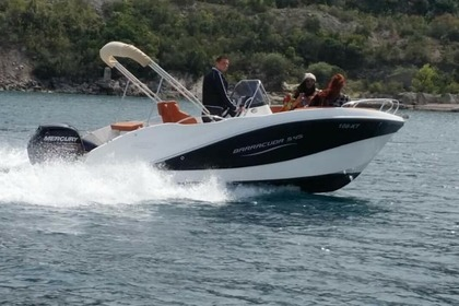 Hire Motorboat Barracuda 686 WA Kotor
