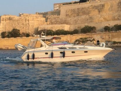 Rental Motorboat Draco Zircon 3400 Saint Julian's