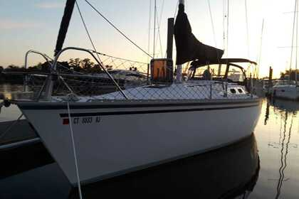 Rental Sailboat Hunter LEGEND 35 Stamford