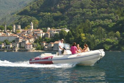Rental RIB QLD QLT 57 Pianello del Lario
