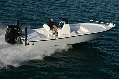 Miete Motorboot Blue Wave 24 Galveston
