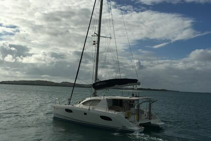 Rental Catamaran Robertson & Caine Leopard 39 English Harbour