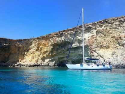 Charter Sailboat Gib Sea 442 Master Sliema