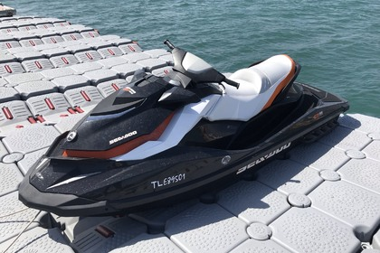 Location Jet-ski Sea Doo GTI SE 155 Fréjus