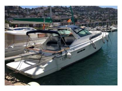 Rental Motorboat Sea Ray 39 Portoscuso
