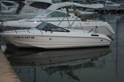 Hire Motorboat Rio Open 600 Menton