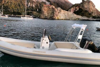 Hire RIB Freedom 580 Furnari