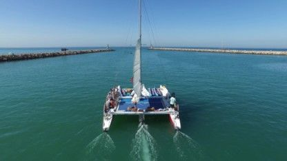 Location Catamaran Catamaran F40 F40 Vilamoura