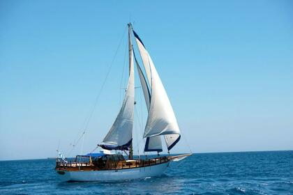 Charter Sailboat Taylor Made Wooden Traditional Agios Nikolaos