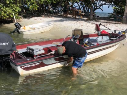 Rental Motorboat Fisherman Ranger Miami
