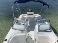 Motorboat Scout 21 Center Console for rental