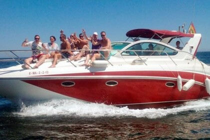 Rental Motorboat PRINZ 33 OPEN Marbella