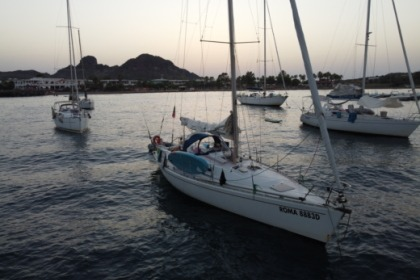 Rental Sailboat Este 39 Gaeta