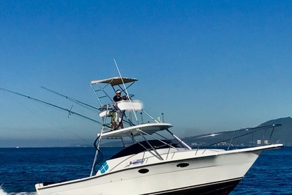 Rental Motorboat Custom 28 Speed Fishing Boat Puerto Vallarta