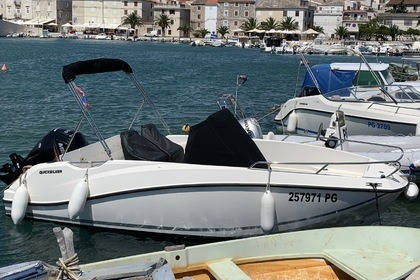 Hire Motorboat Quicksilver Activ 555 Open Pag
