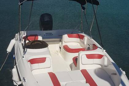 Rental Motorboat BAYLINER ELEMENT Rab