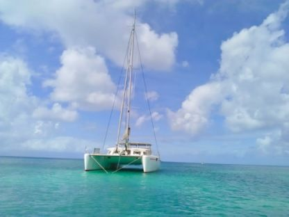 Location Catamaran Tropic Niominka 52 Pointe-à-Pitre