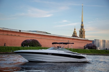 Rental Motorboat Crownline 320 Saint Petersburg
