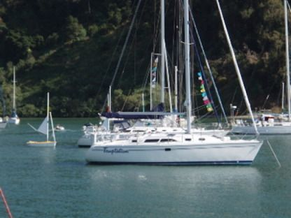 Rental Sailboat Catalina 350 San Francisco