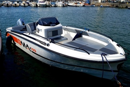 Charter Motorboat Bma X 199 40 Hp Sanremo