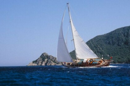 Hire Sailboat Bodrum Shipyard Tirhandili Finike