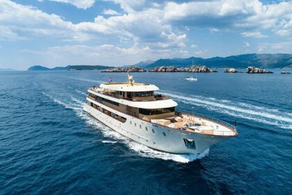 Location Yacht Special Built M/S Lastavica Split