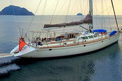 Charter Sailboat CIM One off Farr Maxi 79 Phuket