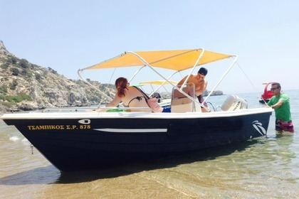 Charter Motorboat Yachting Club 490 Rhodes