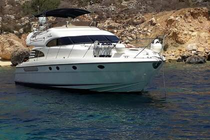 Rental Motorboat Fairline 55 Squadron Sliema