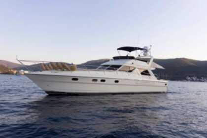 Hire Motorboat Princess 55 Bodrum