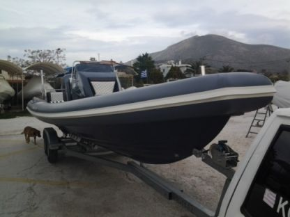 Rental RIB Revolution 28 Lagonisi