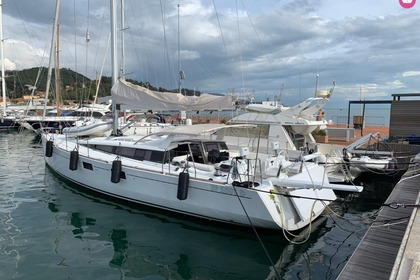 Rental Sailboat Sense 55 Puntaldia