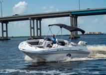 Rental Motorboat Hurricane 21 Fort Lauderdale