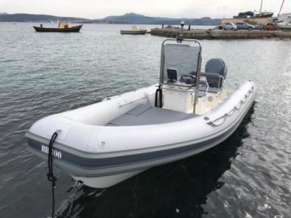 Location Semi-rigide Novamarine Rh700 Gommone La Maddalena