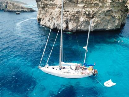 Rental Sailboat Ct-47 Classic Ketch Incl. Lunch Valletta