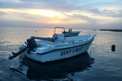 Charter Motorboat Reful 490 Open Poreč
