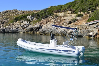 Location Semi-rigide Seapower GT 5,50 Alghero