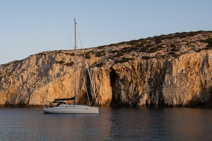 Hire Sailboat Walkabout Yachts Walkabout 43 Paros