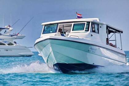 Hire Motorboat Seat Boat SB 356 Pattaya