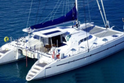 Hire Catamaran  Lagoon 570 Pianottoli-Caldarello