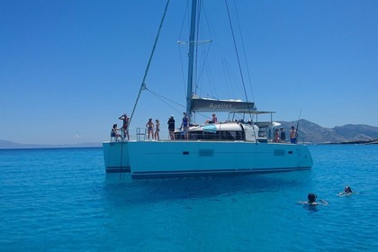 Location Catamaran Lagoon Lagoon 400 S2 Naxos