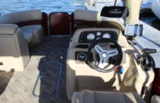 Rental motorboat in Marina del Rey