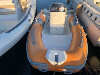Rental RIB Bat 500 Stintino